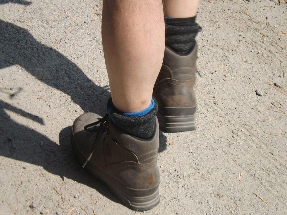 W góry – tylko w dobrych butach